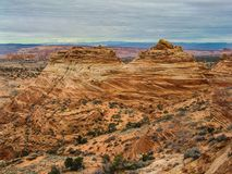 South Coyote Buttes Stock Image