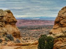 South Coyote Buttes Royalty Free Stock Photography
