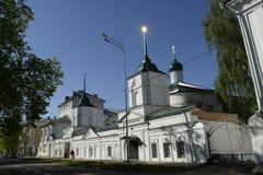 I cittadini della città Yaroslavl, Russia Fotografia Stock Libera da Diritti