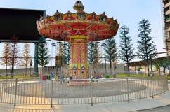 I-City theme park,Shah Alam Malaysia Royalty Free Stock Photo