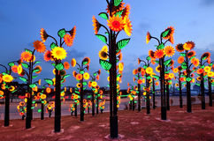 I-City theme park,Shah Alam Malaysia Royalty Free Stock Photography