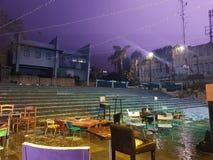 I colori della tempesta immagine stock