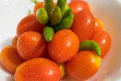 I colori delle verdure Fotografia Stock Libera da Diritti
