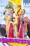 I colori di Fest della flora di armonia visualizzano la Malesia 2007 Immagini Stock Libere da Diritti
