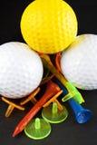 I colori di golf II Fotografia Stock