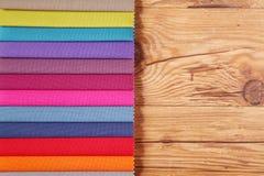 I colori leggeri si dirigono la tavolozza interna sulla Tabella Immagine Stock