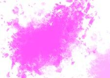 I colpi grafici della spazzola delle toppe di colore progettano l'elemento di effetto per fondo Immagine Stock