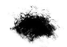 I colpi grafici della spazzola delle toppe di colore progettano l'elemento di effetto per fondo Immagini Stock Libere da Diritti