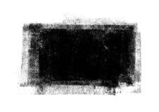 I colpi grafici della spazzola delle toppe di colore progettano l'elemento di effetto per fondo Fotografia Stock