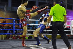 Campionati del mondo di Muaythai Fotografia Stock