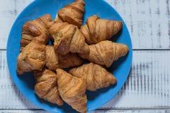 I croissant 3 immagini stock