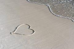 I cuore voi Fotografie Stock Libere da Diritti