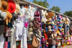 I de compra, teotihuacan Imagem de Stock