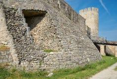 I den Belgrade fästningen Arkivfoto