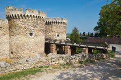 I den Belgrade fästningen Royaltyfri Fotografi