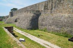 I den Belgrade fästningen Royaltyfri Foto