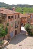 I det spanska landskapet Royaltyfria Bilder