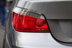 I dettagli esteriori dell'automobile Elemento del disegno Immagini Stock