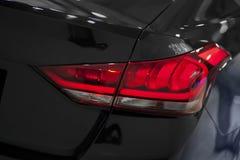 I dettagli esteriori dell'automobile Elemento del disegno Fotografia Stock