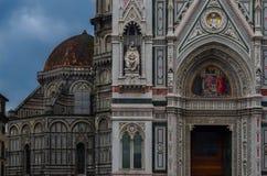 I Di Santa Maria del Fiore di Cattedrale Fotografia Stock Libera da Diritti