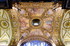 I Di Santa Maria Maggiore della basilica a Roma Fotografie Stock Libere da Diritti