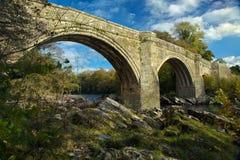 I diavoli gettano un ponte su a lonsdale kirkby Immagine Stock
