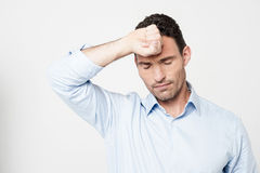 I did a big  mistake ! Royalty Free Stock Photos