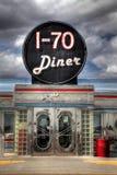I-70 Diner stock foto's