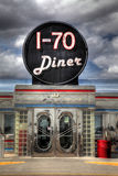 I-70 Diner Stock Photos