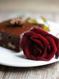 I dolci deliziosi e sono aumentato Fotografia Stock Libera da Diritti