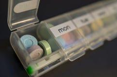 I dolci sono la migliore medicina Fotografia Stock