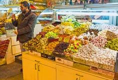 I dolci turchi fotografia stock