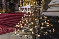 I DOM del berlinese della cattedrale di Berlino a Berlino, Germania Fotografie Stock