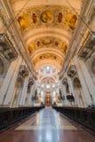 I DOM di Salzburger della cattedrale di Salisburgo a Salisburgo, Austria Fotografie Stock
