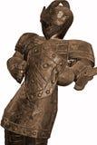 ?I dub thee knight? Stock Photo