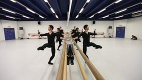 I en balettskola arkivfilmer