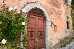 I en gränd av Fiumata på sjön Salto i Abruzzo Italien 46 Royaltyfria Foton