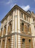 I en synagoga Arkivbilder