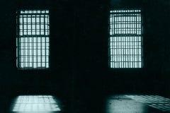 I fängelse Royaltyfri Bild