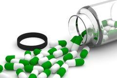 i farmaci generici rendono Immagini Stock Libere da Diritti