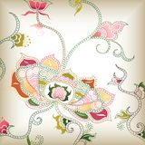 I floral abstracto Fotos de archivo libres de regalías