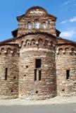 I forntida stad av den Nessebar Bulgarien Royaltyfri Bild