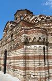 I forntida stad av den Nessebar Bulgarien Arkivbilder