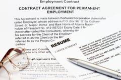 Free I Found A Job Stock Photography - 12161002