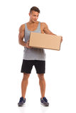 I Found Your Delivery Stock Image