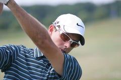 I francesi di golf del Charles Schwartzel (AFS) aprono 2009 Fotografie Stock Libere da Diritti