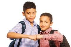 I fratelli sono sempre un gruppo Fotografia Stock Libera da Diritti