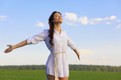 I am free! Stock Photography