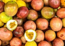 I frutti della passione del Bali. fotografia stock