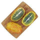 I frutti isometrici 3D rendono fotografie stock libere da diritti